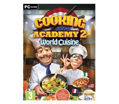 Kookspelletje Cooking Academy 2 voor PC
