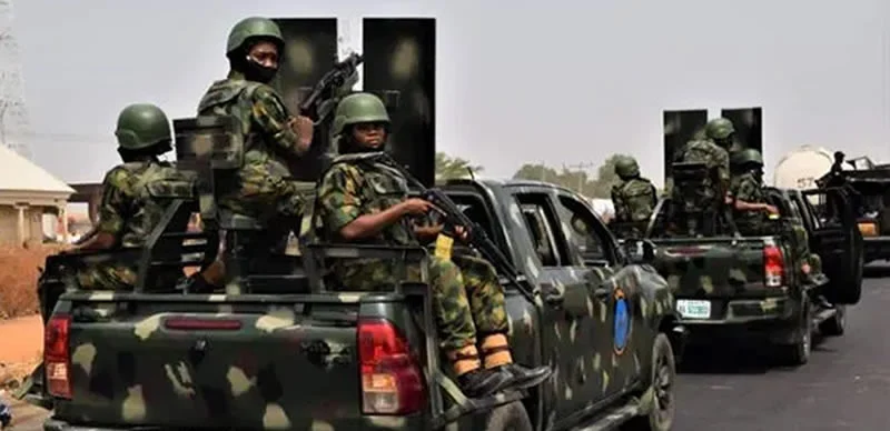 Suicide bombers abandon mission as troops decimate terrorists in Borno #Arewapublisize