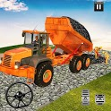 Hill Road Construction Games: Dumper Truck Driving icon