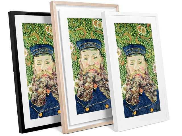 Meural Digital Canvas - Show famous art or your own