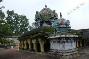 Thiruvazhundur Temple Main Deity Vimanam