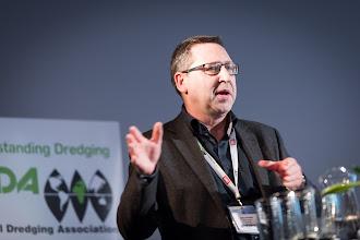 Photo: Mark Huygens, speaker