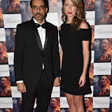 OIC - ENTSIMAGES.COM - Ashwath Bhatt and Holly Gilbert   at the  : Feast of Varanasi  UK film premiere during the London Asian Film Festival 5th March 2016 Photo Mobis Photos/OIC 0203 174 1069