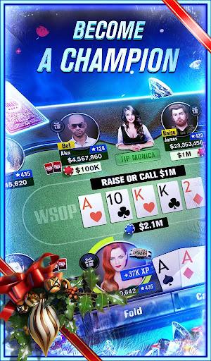 World Series of Poker u2013 WSOP Free Texas Holdem 3.9.0 screenshots 4