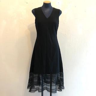 Charles Youssef NEW Black Dress