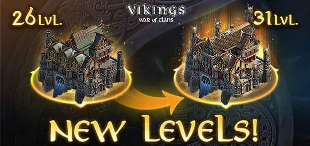 Vikings War of Clans Kale Seviyesi Artışı İle İlgili Detaylar Ortaya Çıktı