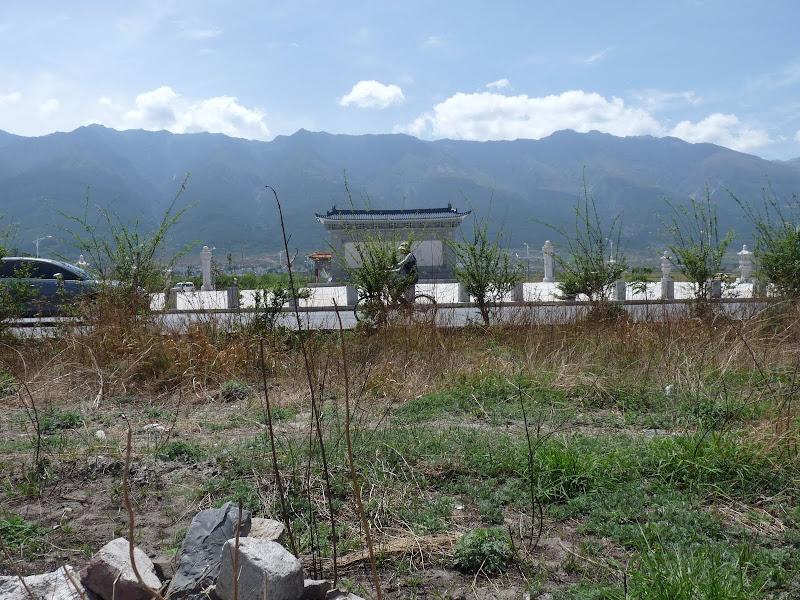 Chine. Yunnan Dali .En vélo vers le lac ERHAI - P1170722.JPG
