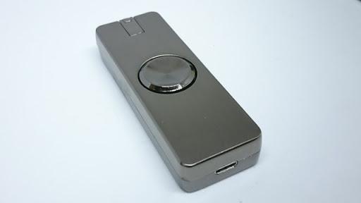 DSC 6981 thumb%255B2%255D - 【フィジェット】「HY-7016 2-in-1 Double Pulse Arcハンドフィジェットスピナー」レビュー。ダブルアーク放電システム搭載の電子ライターつきハンドスピナー!!