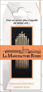 manufacture Bohin prospectus