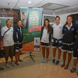 WUC Basket - Salvador, Brasil 18-21 settembre 2014