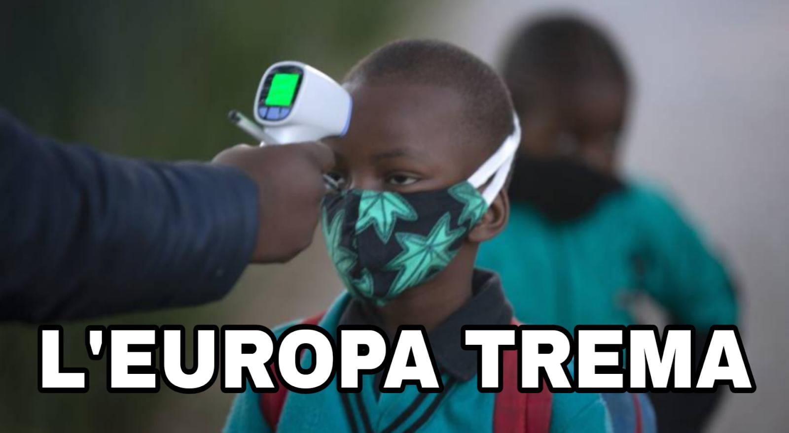 Ultim'ora i migranti arrivano già infetti: ora scatta l'allarme in Europa