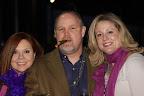 Suzann Burt, Bob Freeman and Lori Locke