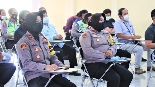 Cegah Penyalahgunaan Senpi, Polisi di Kapuas Ikuti Tes Psikologi