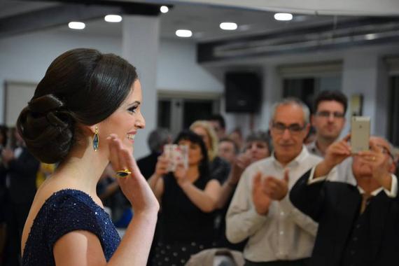 Sopar Homenatge a Noelia Peinado Fallera Major de Torrent 2016