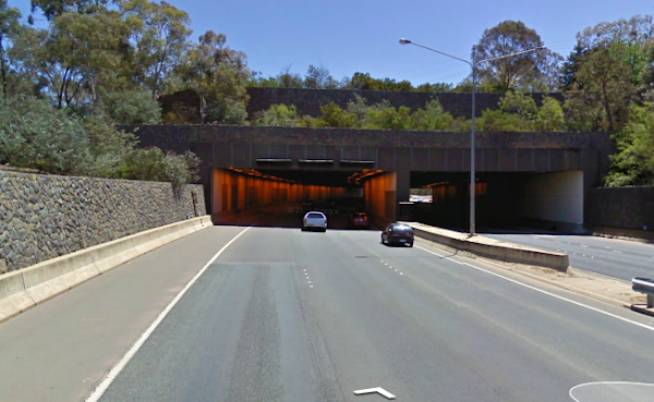 acton tunnel