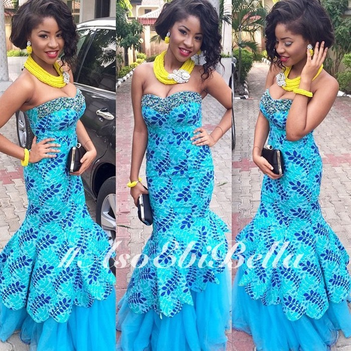 Latest ankara dress styles (1)