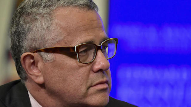 Jeffrey Toobin Fired From New Yorker Following Investigation Into Lewd Act On Zoom Call