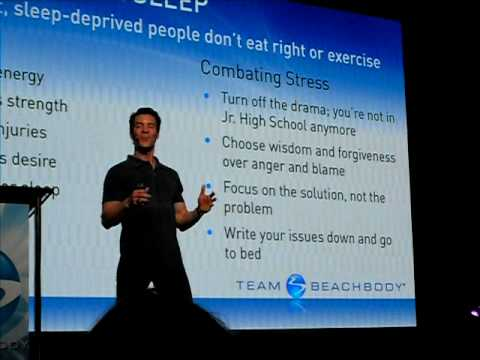Beachbody Summit 2010, Tony Horton