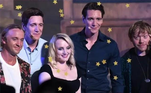 Harry Potter: Tom Felton planeja reunião de aniversário da saga