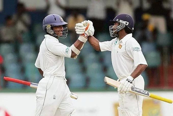 टेस्ट क्रिकेट मे सबसे बड़ी साझेदारी करने वाले टॉप 5 बलेबाज।