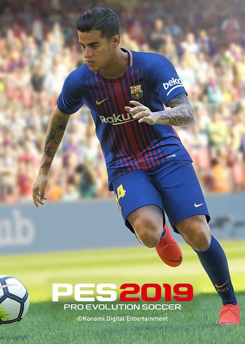 โหลดเกมส์ (PC) PES 2019 ภาพสวยน่าเล่น