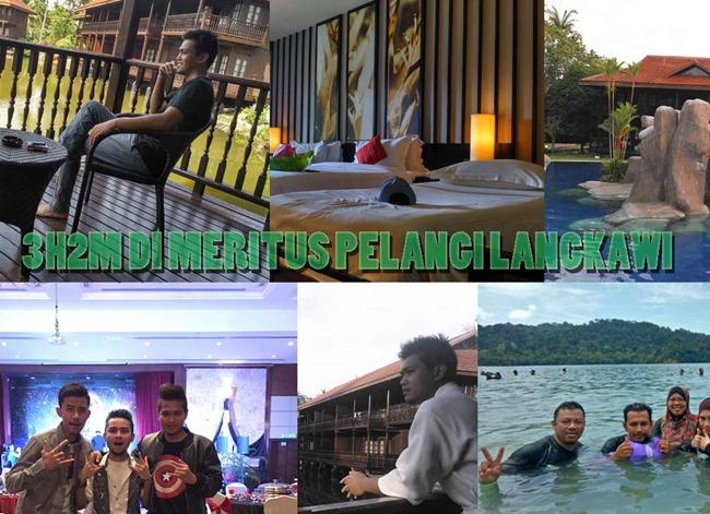3 Hari 2 Malam di Meritus Pelangi Beach Resort Langkawi