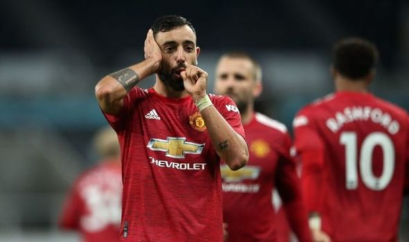 Man United Leave It Late To Smash Newcastle 1-4 At St James Park