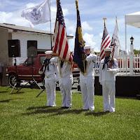 Coast Guard 224th BD Col. Guard 158