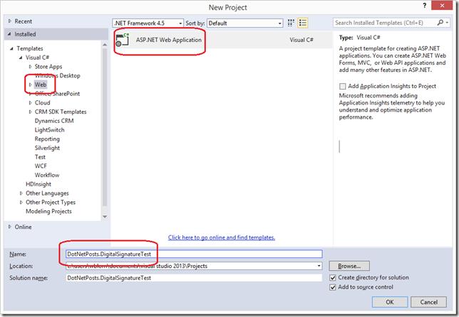 Saving a digital signature into AX2012 using an Azure Web