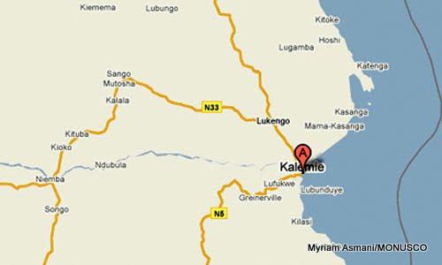 Tanganyika : trois attaques armées enregistrées en un mois sur l'axe Kalemie-Kabwela