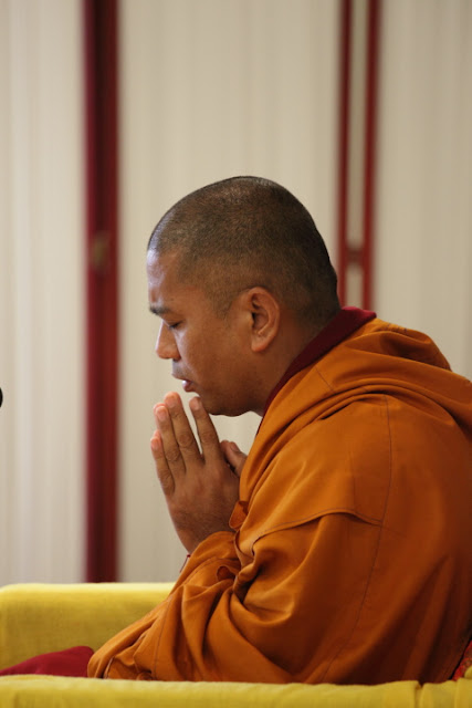 Special Tse-Wang blessings performed by Sera Lachi Monks in Seattle - IMG_0054Long%2BLife.JPG