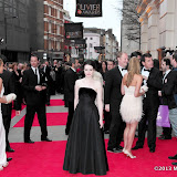 WWW.ENTSIMAGES.COM -  Guest  at      The Olivier Awards at Royal Opera House, Covent Garden, London, April 28th 2013                                               Photo Mobis Photos/OIC 0203 174 1069