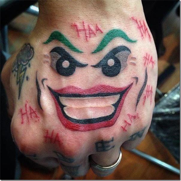 Tatuajes De Joker Tatuajes247