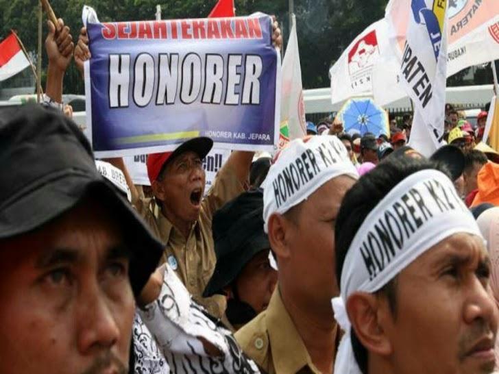 Kabar Terbaru Dari Istana Untuk Honorer K2