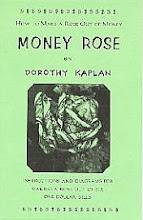 Photo: The Money Rose, 1 model Kaplan, Dorothy 8 pp. Booklet  no ISBN