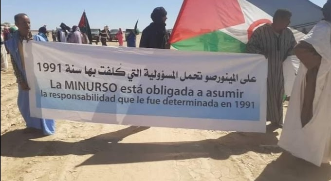 Sáhara Occidental: ¿Sigue vigente el alto el fuego tras 29 años? Sí, porque no hay guerra. ¿Sirve para algo? Aparentemente, para nada más que eso.