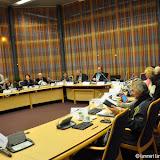 Raadsvergadering Pekela over herindeling - Foto's Lammert Lemmen