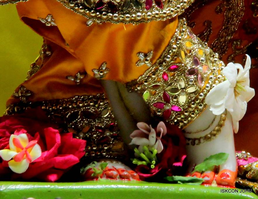 ISKCON Juhu Mangal Deity Darshan 05 Mar 2016 (22)