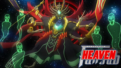 CardFight! Vanguard Joker Hen - Ep 37