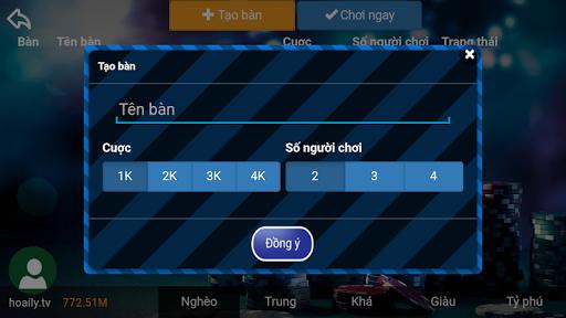Tien Len Online  4