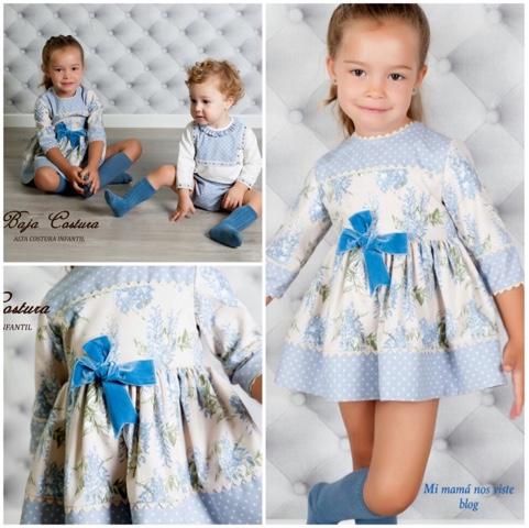 moda infantil baja costura