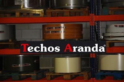 Techos aluminio Los Barrios