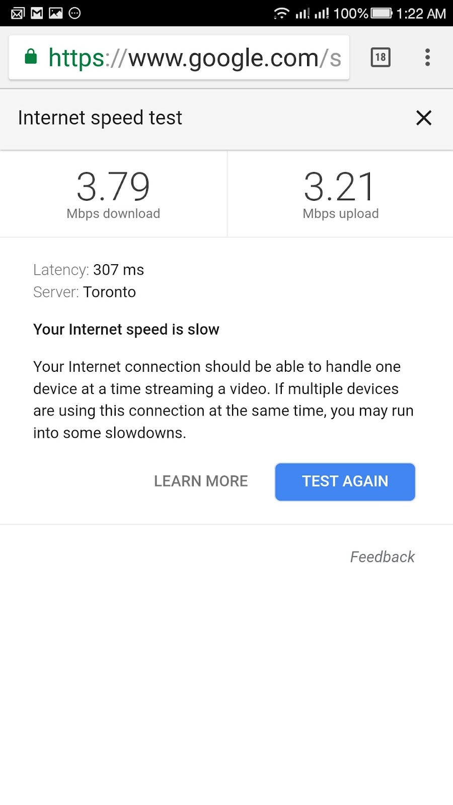 Comcast Internet Deals >> Google Speed Test Slow At Home Very Fast At Work