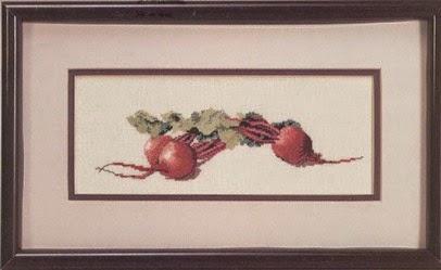 Veggies Beets chart
