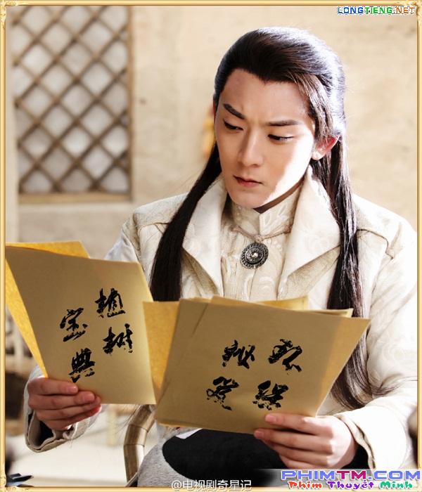 Lãng mạn với những bộ phim truyền hình Hoa ngữ trong tháng 10 này - Ảnh 25.
