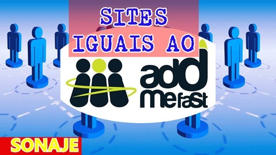 sites iguais, parecidos ou alternativos ao addmefast