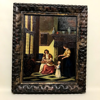 Renaissance Painting Reproduction