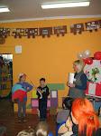 Lekcja o Niepodległości w Bibliotece Miejskiej- 12.11.2013r