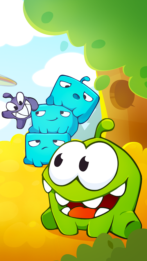 Screenshots of Cut the Rope 2 for iPhone