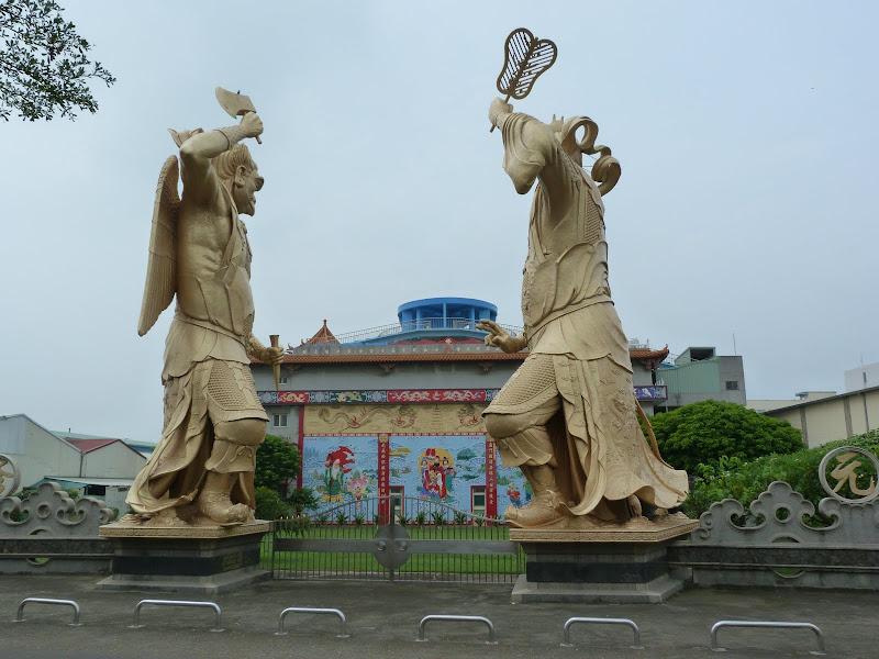 Banlieue de Tainan